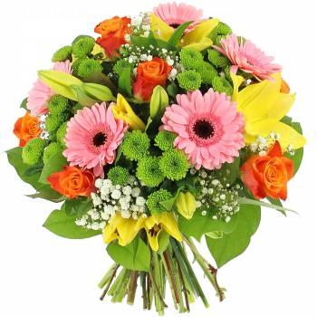 Bouquet de fleurs - Le bouquet d'Amandine