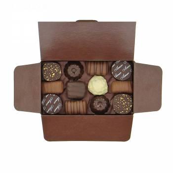 Livraison express : Ballotin de Chocolats - Ballotin (165g)