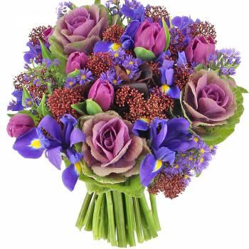 Bouquet de fleurs - Le bouquet Astro