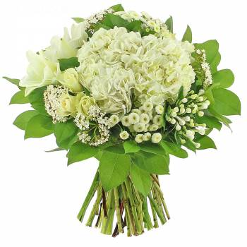 Bouquet of flowers - The White bouquet