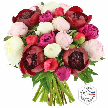 Bouquet of flowers - Bouquet of Peonies