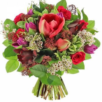 Bouquet de fleurs - Bouquet Dédicace