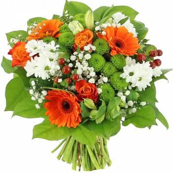 Bouquet de fleurs - Bouquet du fleuriste