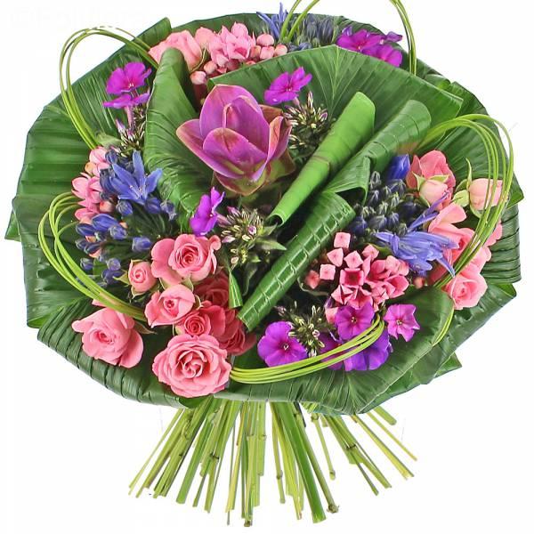 Le bouquet Mademoiselle