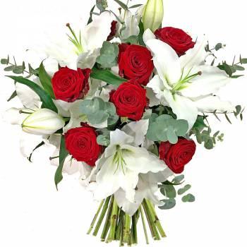 Deuil - Le bouquet Signature