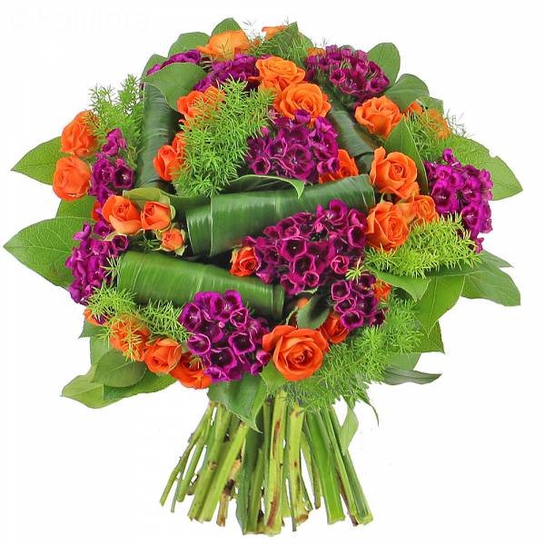 Le bouquet Valentina