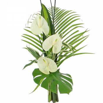 Bouquet de fleurs - Bouquet Zen Élégance