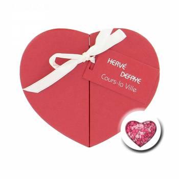 Chocolat - Coeur de chocolats