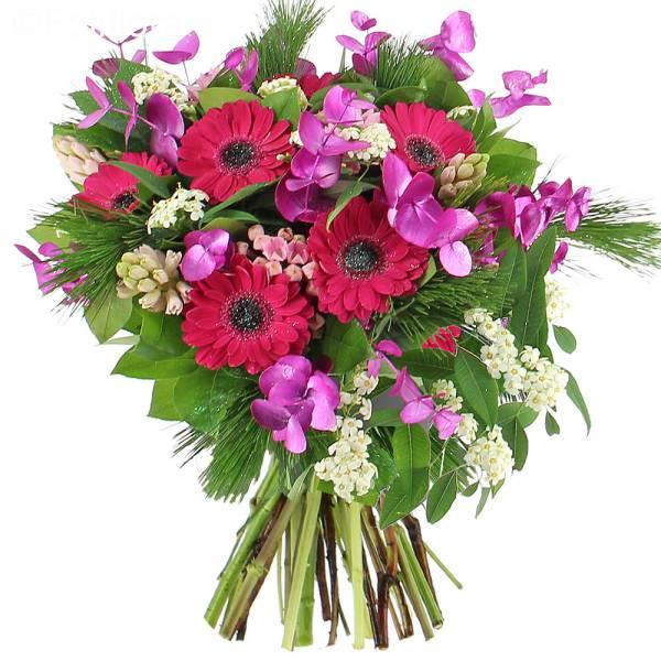 Bouquet Joyeuses Fêtes