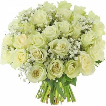 Bouquet de roses - Roses Eclat