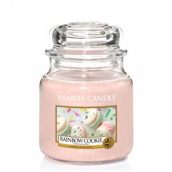 Bougies - Bougie Yankee Candle - Rainbow Cookie
